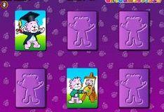 Игра Игра Запомни картинку с мишкой Тедди