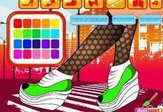 Игра Игра дизайнер обуви