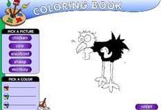 Игра Игра книга раскрасок