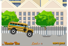 Игра Путешествие на автобусе вездеходе