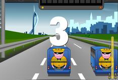 Игра Автобусные гонки