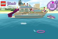Игра Круиз по морю на яхте