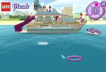 играйте в Круиз по морю на яхте