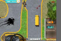 Игра Получи права для управления школьным автобусом 2