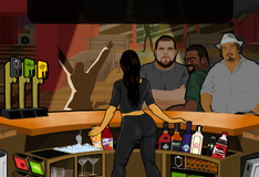 Игра Коктейли в латинском баре