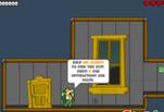 играйте в Спасение от соседей зомби