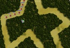 Защита башни от врагов
