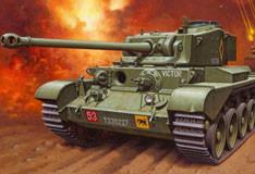 Стрельба из танка по противникам