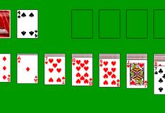 Игра Классический пасьянс Косынка