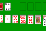 Играть бесплатно в Классический пасьянс Косынка