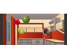 Игра Нарезание фруктов