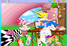Игра Помоги Алисе навести порядок
