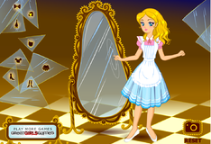 Игра Идеальны образ для Алисы