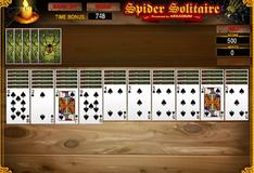 Игра Раскладка карт по мастям