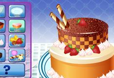 Игра Создай торт своей мечты