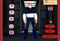 Капитан Америка собирается на свидание