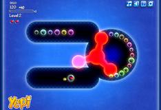 Игра Игра с мыльными пузырями