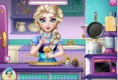 Игра Игра Эльза готовит