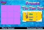 Игра Игра Холодное сердце Крестики нолики