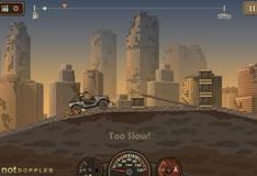 Игра Игра Earn to Die 2 Exodus