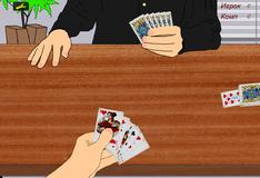 Игра в Дурака с наказанием проигравшего
