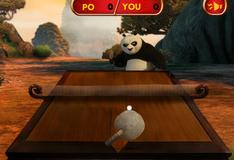 Игра Настольный теннис с пандой