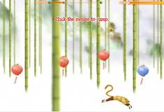Игра Забег обезьяны