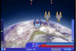 Играть бесплатно в Игра Защитник Галактики