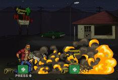 Игра Текила и зомби 2