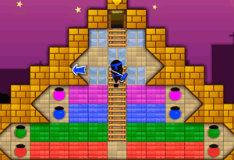 Игра Ниндзя-маляр 2