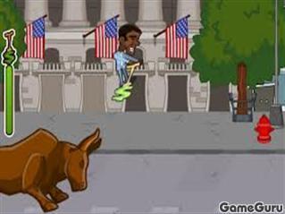Игра Обама-акробат