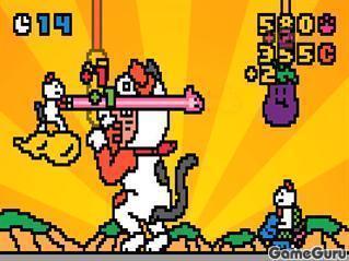 Игра Играющаяся кошка