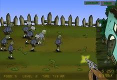 Игра Зомбудой