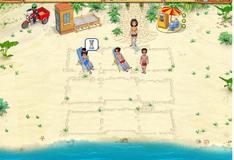 Игра Организация пляжного отдыха