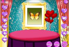 Игра Украшение стола ко Дню Святого Валентина