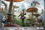 Игра Скрытые объекты Алиса в стране чудес