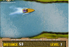 Игра Игра Водные гонки