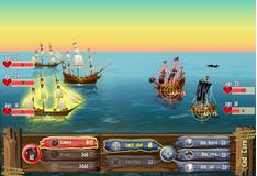 Игра морской бой Карибский Адмирал