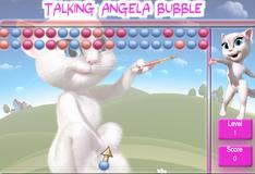 Игра Говорящая Анжела – Пузыри