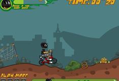 Игра Гонки на маленьком велосипеде