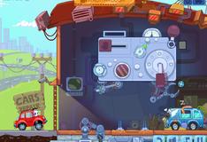 Игра Машинка Вилли 4: Путешествие во времени