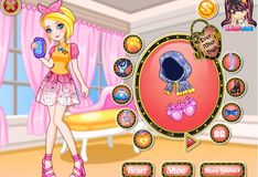 Игра Блонди Локс: Сквозь Лесную чащу