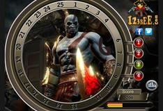 Игра Бог войны IV. Найдите цифры