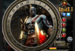 играйте в God of War IV Find the numbers
