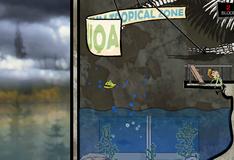 Игра Игра Опасная пиранья 5