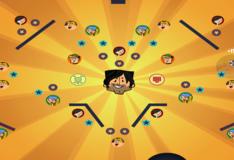 Игра Игра Остров отчаянных героев: Пинбол 2