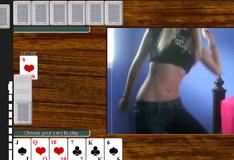 Игра Дурак: видео с танцем