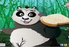Игра Сэндвич для панды По