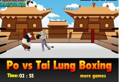 Игра По против Тай лунга