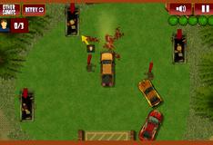 Игра Игра Спастись от Зомби
